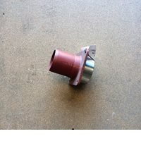 """4"""" Hose Fitting For Telescoping Suction Boom"""